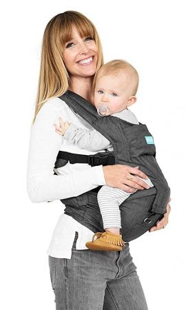Moby Hip Seat and Baby Carrier (2)